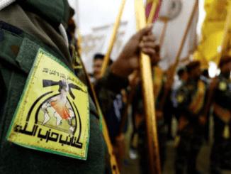 Kataib Hizbullah Puji Serangan ke Pangkalan Ain Al-Assad