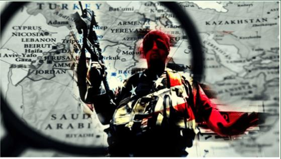'Terorisme' Industri Barat untuk Hancurkan Negara-negara Merdeka
