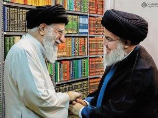 Dalam Pesan Khusus, Pemimpin Tertinggi Iran Doakan Keberhasilan Hamas dan Hizbullah