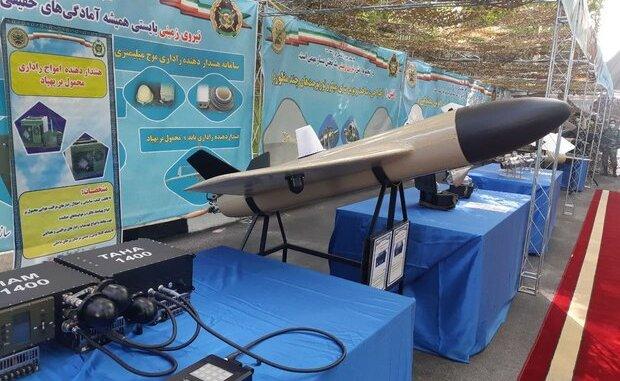 Iran Luncurkan 7 Produk Militer Canggih Buatan dalam Negeri