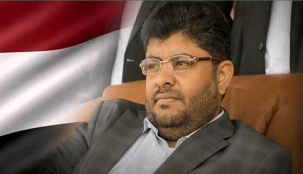 Anggota Dewan Politik Tertinggi Yaman, Mohammed Ali Al-Houthi
