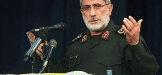 Jenderal Qa'ani Temui Pejabat dan Tokoh Penting Irak dalam 2 Hari Kunjungan