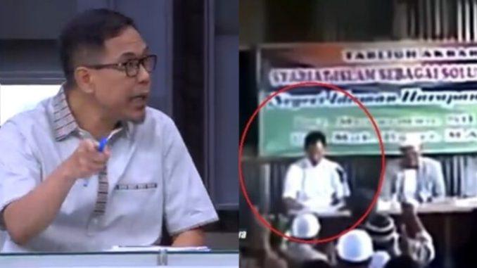 BreakingNews! Densus 88 Tangkap Munarman Terkait Terorisme