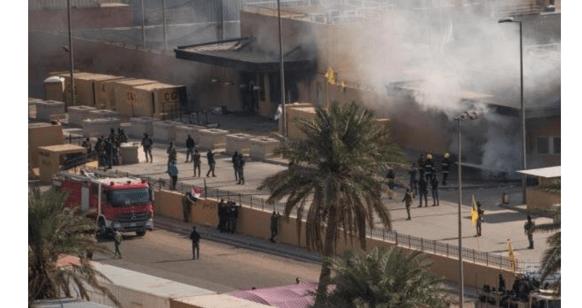 Pangkalan Pasukan Amerika Serikat di Irak Disasar Roket