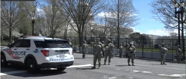 Gedung Capitol AS Lockdown Pasca Serangan Teror