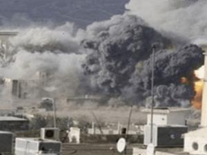 Jumlah Korban Serangan Saudi di Sa'ada Yaman Meningkat