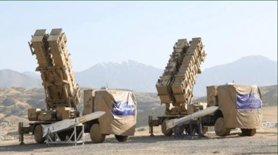 Ini Kecanggihan Sistem Pertahanan Udara Iran