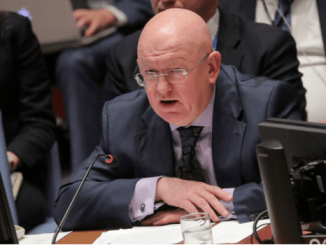 Rusia Ingatkan Skenario Irak Tahun 2003 Bisa Terulang di Suriah