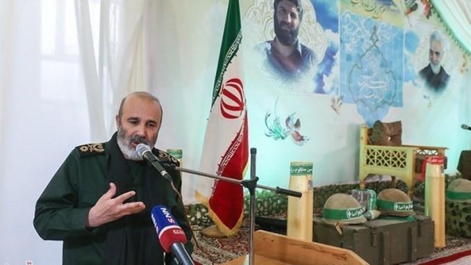 IRGC ke Israel: Kami Sangat Dekat dengan Situs Kalian di Seluruh Dunia