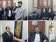 Dubes Yaman Kunjungi Markas Jihad Islam Palestina di Suriah