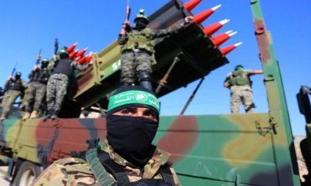 Brigade Al-Qassam Gelar Parade Militer di Jalur Gaza