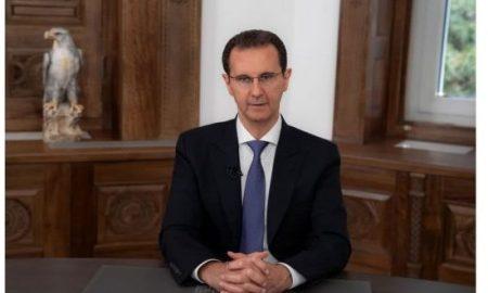 """Pidato Kemenangan Assad: Pemilihan ini """"Tamparan di Wajah Musuh"""""""