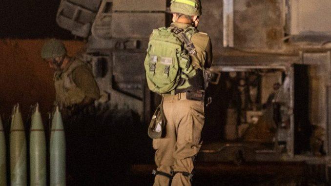 Israel Sebar Isu Serangan Darat ke Gaza, Perang Psikologi?