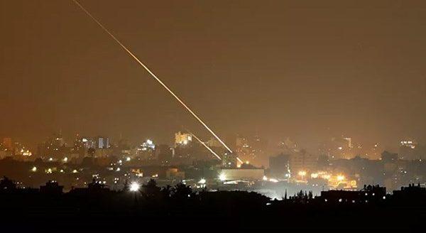 Dahsyat! Brigade Al-Qassam Serang 6 Pangkalan Udara Israel