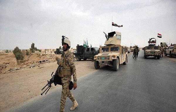 Keamanan Irak Tangkap 10 Anggota ISIS di Provinsi Diyala