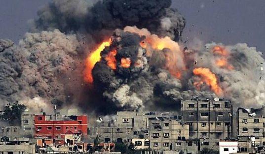 Israel Lanjutkan Pembantaian di Jalur Gaza