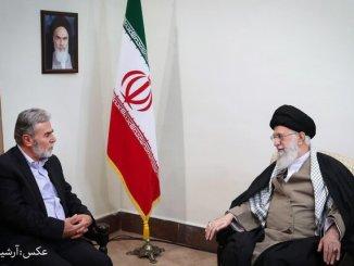 Sekjen Jihad Islam Palestina Berterima Kasih Pada Pemimpin Tertinggi Iran