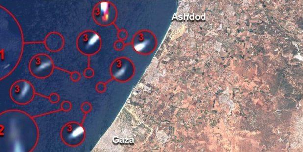 Rudal Brigade Al-Qasam Hantam Kapal Perang Israel
