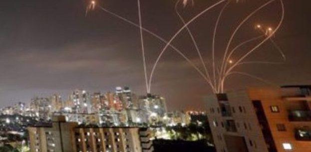 Brigade Izzuddin Al-Qassam Tembakkan 150 Roket ke Israel