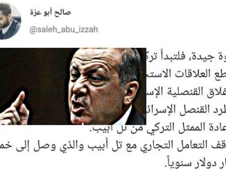 5 Fakta Erdogan Turki Tidak Bela Palestina