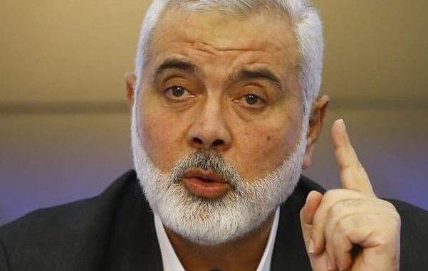 Haniyeh: Kami Masuki Babak Baru Konfrontasi dan Kami Menang di Yerusalem