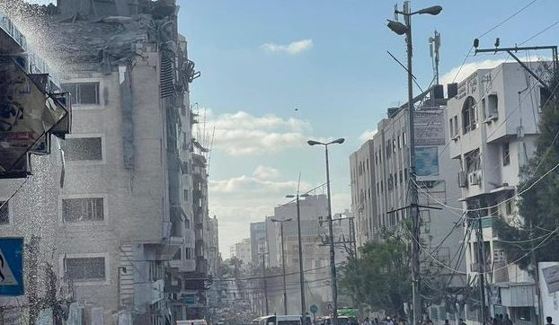 Doha Kecam Serangan Israel ke Kantor Bulan Sabit Merah Qatar di Gaza