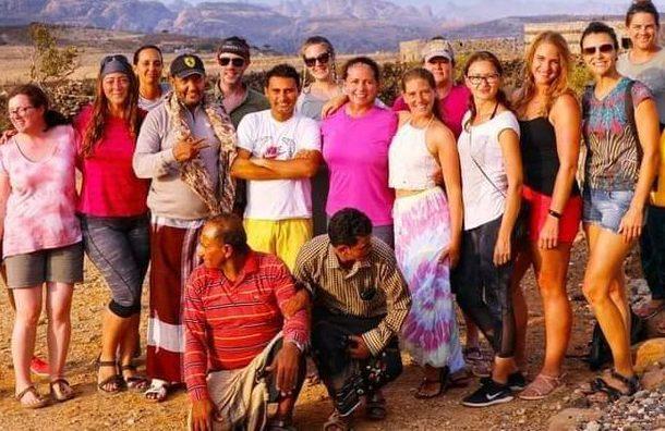 UEA Terus Datangkan Turis Israel ke Pulau Socotra Yaman