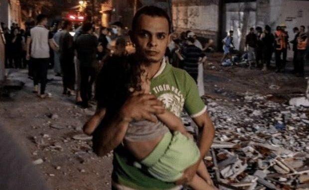 4 Hari Serangan Israel ke Gaza Tewaskan 69 Orang dan Ratusan Lainnya Terluka
