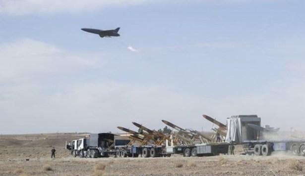 Kekhawatiran Amerika-Israel atas Ancaman Drone di Kawasan