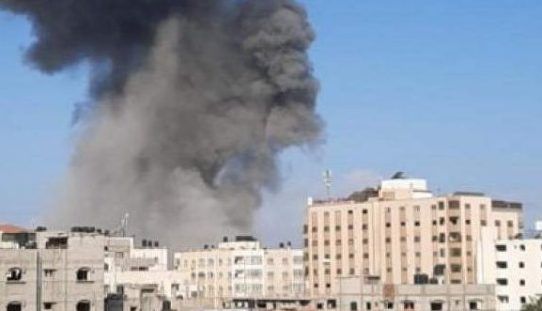 Saat Hari Raya Idul Fitri, Serangan Israel Tewaskan 3 Warga Gaza