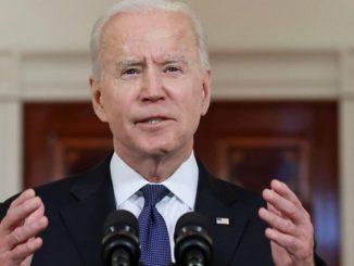 Biden: Tidak Ada Perdamaian di Timur Tengah Sampai Akui Hak dan Negara Israel