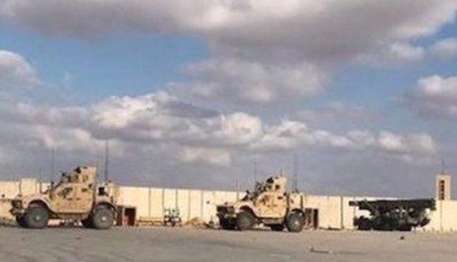 Bom Pinggir Jalan Hantam Konvoi Logistik AS di Anbar, Irak