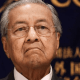 Mahathir: Kekejaman Israel di Palestina Seperti NAZI