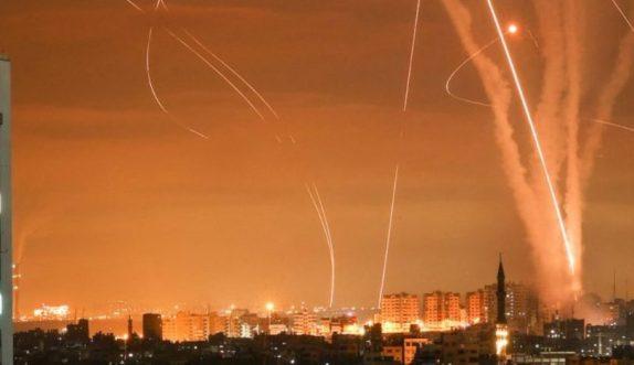 Rudal Palestina Akhiri Mitos Pasukan Tak Terkalahkan Israel