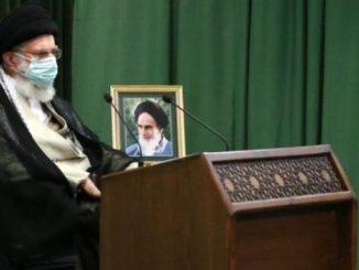 Ayatollah Khamenei Ajak Rakyat Berpartisipasi dalam Pemilu Iran
