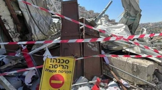 Israel Mulai Penghancuran Rumah-rumah Warga Palestina di Silwan