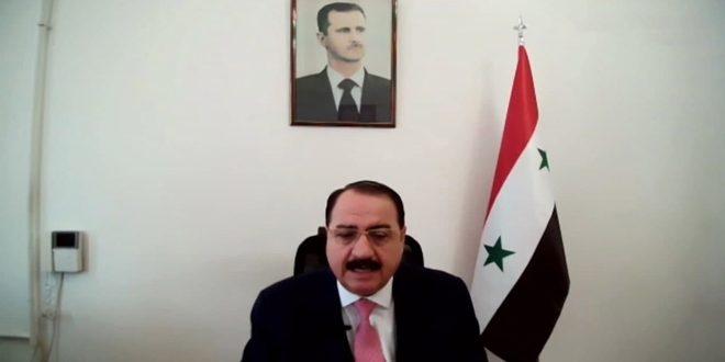 Haddad: Keberhasilan Pemilu Suriah Tegaskan Tekad Rakyat Kalahkan Terorisme