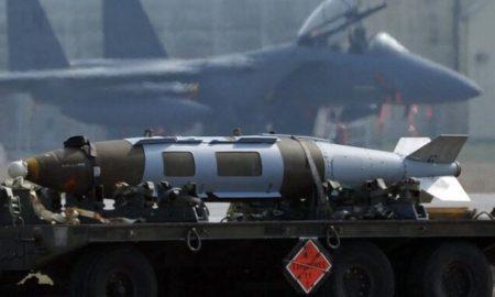 Studi: 100 Bom Nuklir Amerika Tersebar di Eropa dan Turki