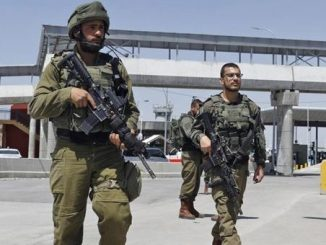Israel Tembak Mati Wanita Palestina di Utara Yerusalem