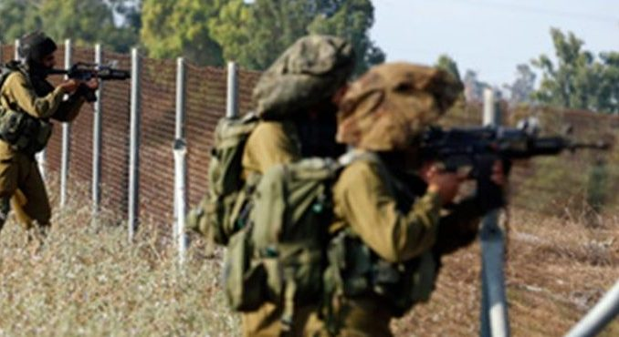 Tentara Pendudukan Israel Tembaki Petani Palestina di Perbatasan