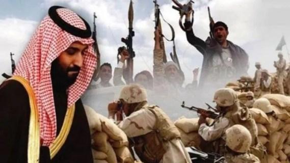 Arab Saudi Hirup Napas Terakhir di Yaman