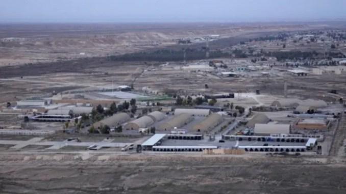Pangkalan Militer AS di Irak Diserang oleh Drone