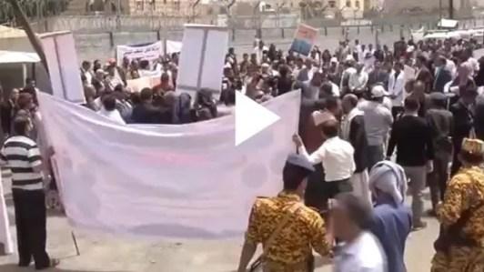 Kemarahan Para Pekerja Medis Yaman ke PBB