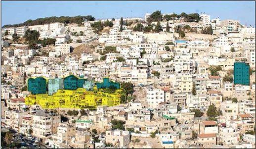 Israel Paksa 13 Keluarga Bongkar Rumah Sendiri