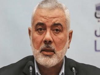 Ketua Hamas Akan Kunjungi Iran Temui Ayatullah Ali Khamanei