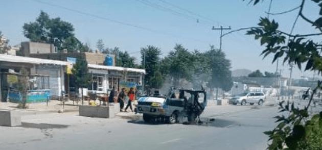 Minibus di Kabul jadi Target Bom, 8 Orang Tewas dan Terluka