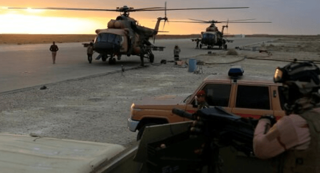 Pangkalan Militer AS 'Ain Al-Assad' di Irak Siaga Tinggi