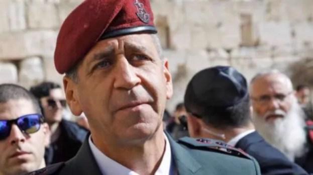 Panglima Militer Israel: Perwira yang Tewas di Penjara Hendak Bocorkan Rahasia Besar