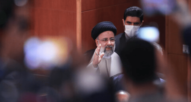 Iran Tetapkan 5 Agustus Presiden Ebrahim Raisi Dilantik