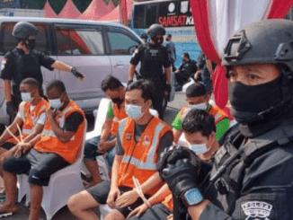 Satgas Narkoba Polda Metro Ungkap 1,1 Ton Sabu Asal Jaringan Timteng